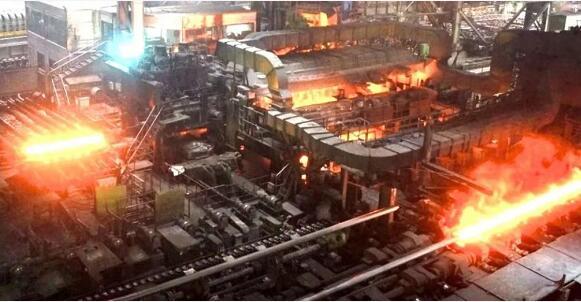 天津直播车公司460机组热轧工业区
